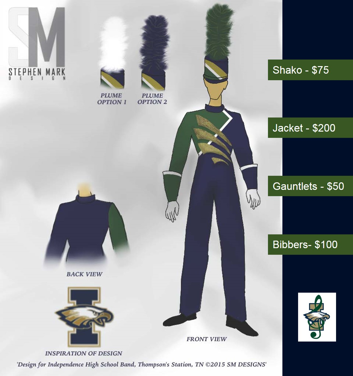 Ihs Band Uniform Drive Independence High School Band